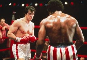 Rocky Balboa vs Apollo Creed Rocky I
