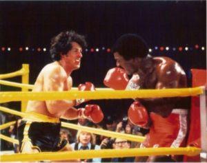 Rocky Balboa vs Apollo Creed Rocky II