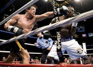 Rocky Balboa vs Mason Dixon boxing fight