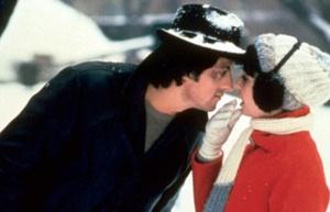 Rocky Balboa and Adrian Rocky II