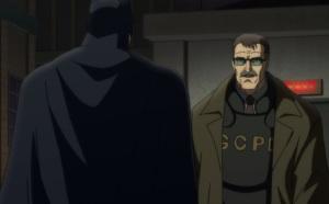 Jim Gordon Son of Batman Movie