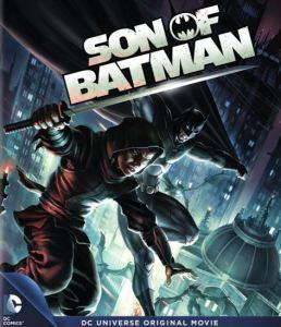 Son of Batman Movie poster