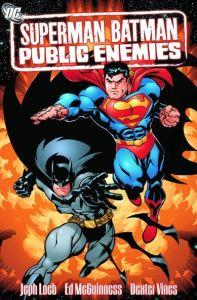 Superman/Batman: Public Enemies movie poster