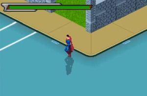 Superman: Countdown To Apokolips GBA