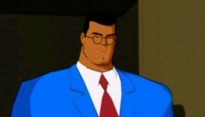 Clark Kent Superman: Shadow of Apokolips Gamecube PS2