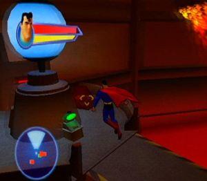 Superman: Shadow of Apokolips Gamecube