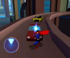Superman: Shadow of Apokolips Gamecube PS2