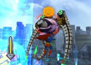 Boss battle Superman: The Man of Steel Xbox