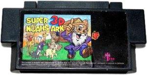 Cartridge Super Noah's Ark 3D SNES SUPER NINTENDO
