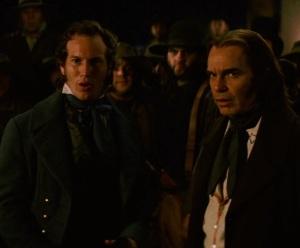 Davy Crockett The Alamo 2004 movie