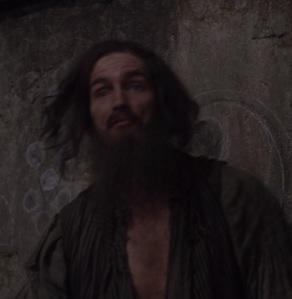 Edmond Dantes in prison The Count of Monte Cristo 2002 movie