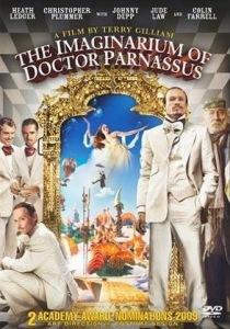 The Imaginarium of Doctor Parnassus movie poster