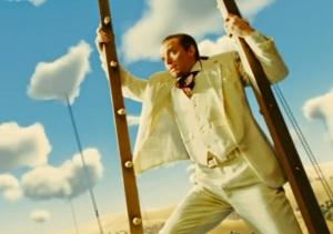Johnny Depp The Imaginarium of Doctor Parnassus