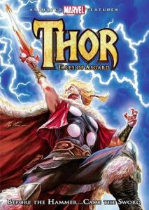 Thor: Tales of Asgard movie poster