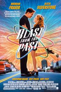 Blast from the Past 1999 movie poster