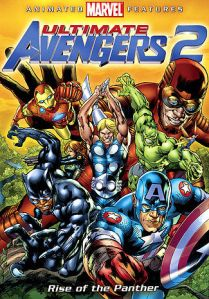 Ultimate Avengers 2 movie poster