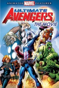 Ultimate Avengers 2006 movie poster