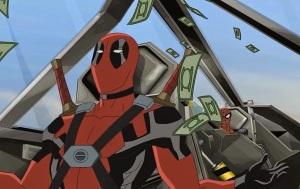 Deadpool Ultimate Spider-Man tv series