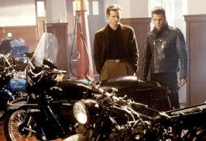 Bruce Wayne and dick Grayson Batman Forever movie