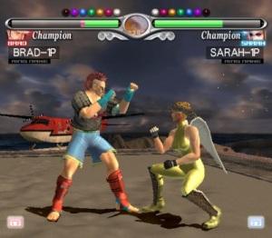 Virtua Fighter 4 Sony ps2