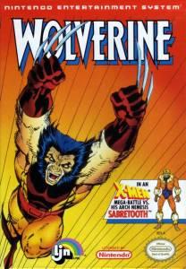 Wolverine NES Boxart