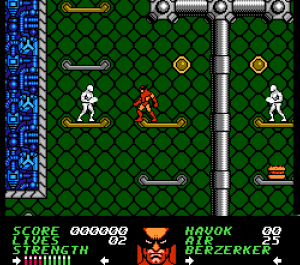 Wolverine NES