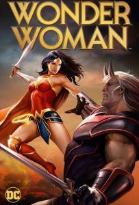 Wonder woman 2009 movie poster