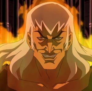 Ares god of war Wonder woman 2009 movie