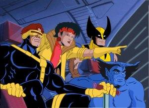 X-men cartoon 1990s