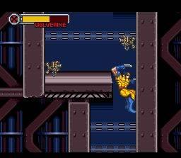 Wolverine X-Men: Mutant Apocalypse snes