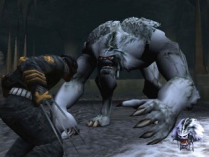 Boss battle X2: Wolverine's Revenge Sony PS2