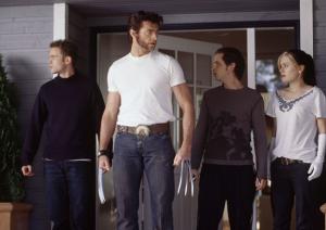 Hugh Jackman Wolverine X2: X-Men United