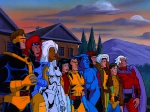 Ending X-men cartoon 1990s