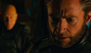 Charles Xavier and Wolverine X-Men: Days of Future Past