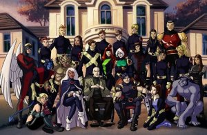 X-Men: Evolution cartoon