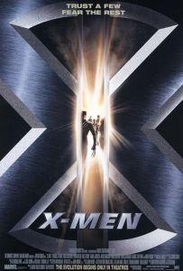 X-men original movie poster