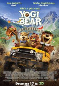 Yogi Bear 2010 movie poster