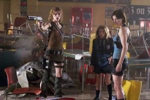 Jill Valentine and Alice Resident Evil: Apocalypse