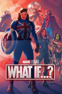 What If...? Season 1 poster marvel studios