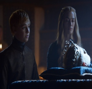 Tommen Baratheon becomes king game of Thrones HBO