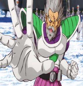 Dragon Ball Super: Broly movie