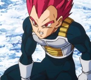 Super Saiyan god vegeta Dragon Ball Super: Broly