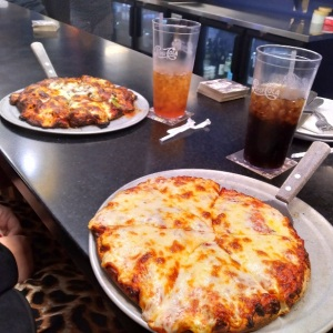 Myles Pizza Pub Greenville South Carolina