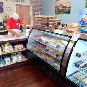 Best Italian places Greenville Gio's Pastry Shop, Caffe and Italian Market fountain inn South Carolina