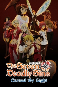 The Seven Deadly Sins: Cursed By Light movie poster