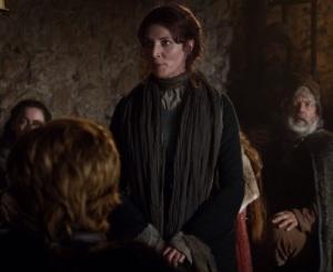 Catelyn Stark game of Thrones HBO