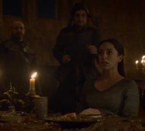 Talisa Stark red wedding game of Thrones HBO