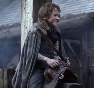 Rickon Stark game of Thrones HBO