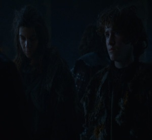 Rickon Stark betrayed by house umber game of thrones HBO