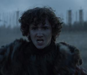 Rickon Stark dies game of thrones HBO
